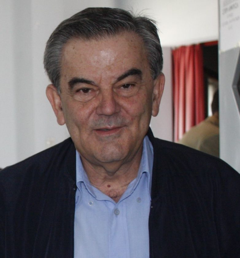 Απεβίωσε ο πρώην πρόεδρος του ΤΕE  Μαγνησίας, Δημοσθένης Στραγαλινός
