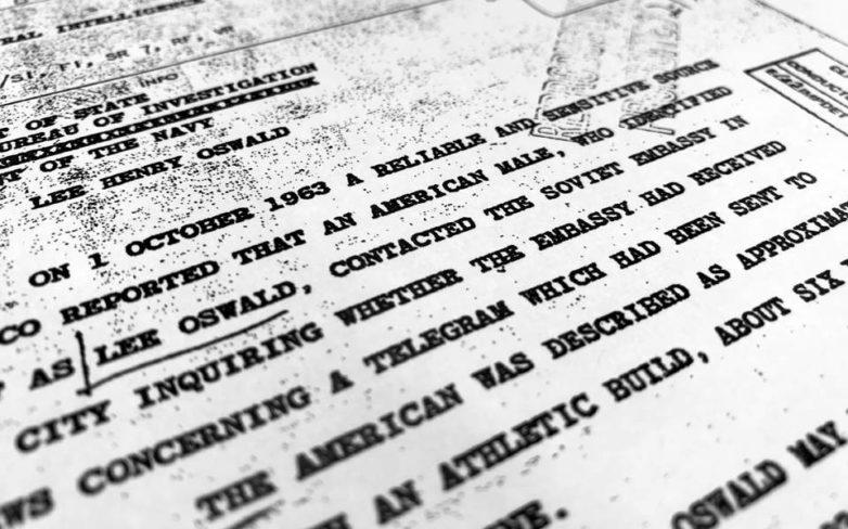 Στη δημοσιότητα εκατοντάδες νέοι φάκελοι για τη δολοφονία Κένεντι