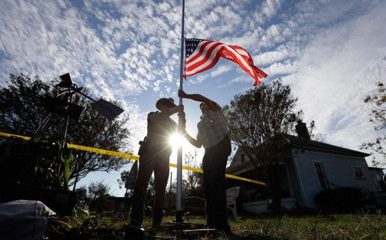 Η Πολεμική Αεροπορία δεν είχε καταχωρήσει ως κακοποιό τον δράστη της σφαγής του Τέξας