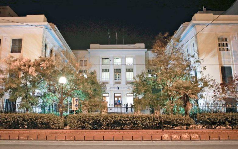Το Οικονομικό Πανεπιστήμιο Αθηνών έχει γίνει «στέκι» τοξικομανών