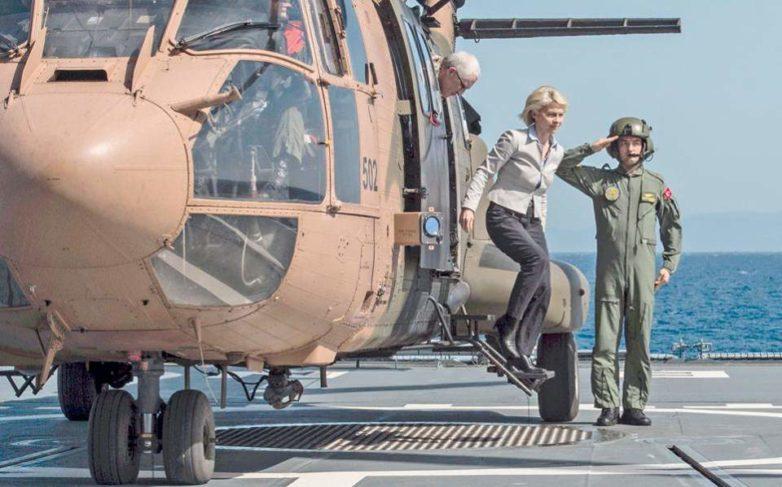 Η υπουργός Άμυνας της Γερμανίας νέα γ.γ. του ΝΑΤΟ;