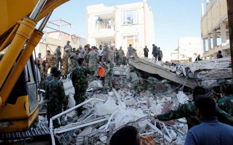 Ιράν: Τερματίστηκαν οι επιχειρήσεις διάσωσης στις σεισμόπληκτες περιοχές – Περισσότεροι από 450 οι νεκροί