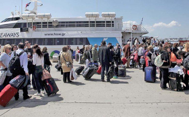 ΙΟΒΕ: Μοχλός ανάπτυξης για τα νησιά η μείωση ΦΠΑ στα ακτοπλοϊκά εισιτήρια