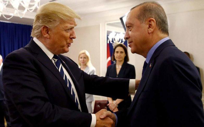 Κορυφώνεται η ένταση στις αμερικανοτουρκικές σχέσεις