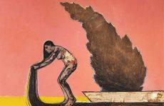 Έκθεση ζωγραφικής Μιχάλη Μανουσάκη στο Χώρο Τέχνης '' δ. ''