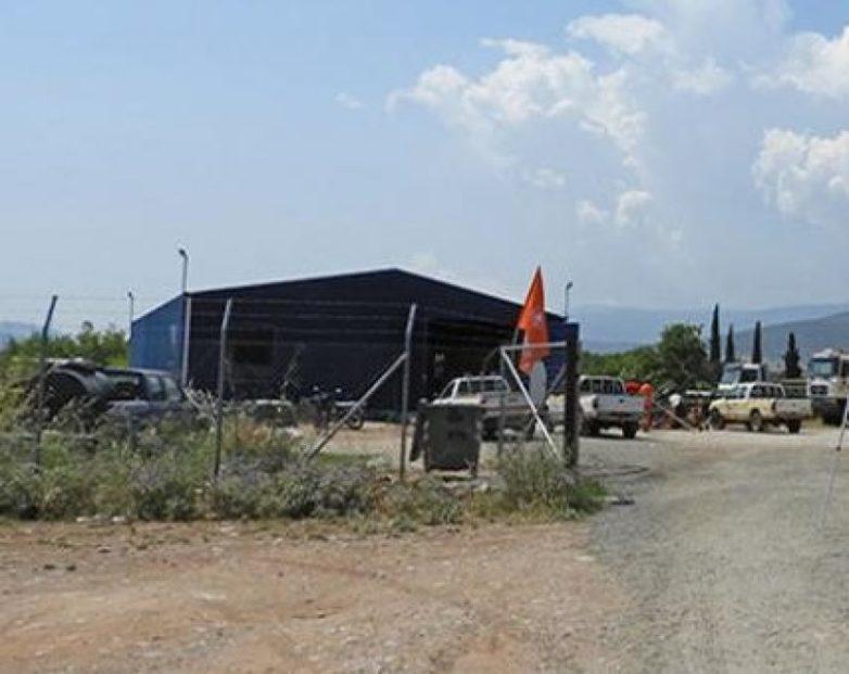Φορτηγάκι και εργαλεία κλάπηκαν απ' το αμαξοστάσιο του Δήμου Αλμυρού