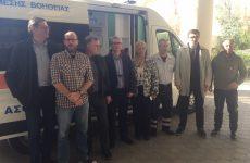 Διαγωνισμός προμήθειας 13 ασθενοφόρων στην Κεντρική Ελλάδα