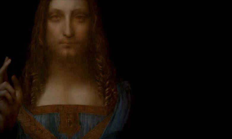 «Ρεκόρ των ρεκόρ» στην αγορά τέχνης – 450 εκατ. δολάρια για τον «Σωτήρα του Κόσμου»