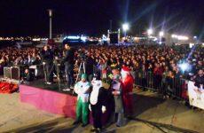 Χριστουγεννιάτικες εκδηλώσεις στο Βόλο