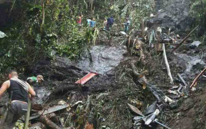 Κολομβία: Πτώση λεωφορείου σε χαράδρα, 14 νεκροί και 35 τραυματίες