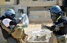 Κοινή δήλωση Γαλλίας, Μεγάλης Βρετανίας, Η.Π.Α και Γερμανίας για τα χημικά όπλα στη Συρία