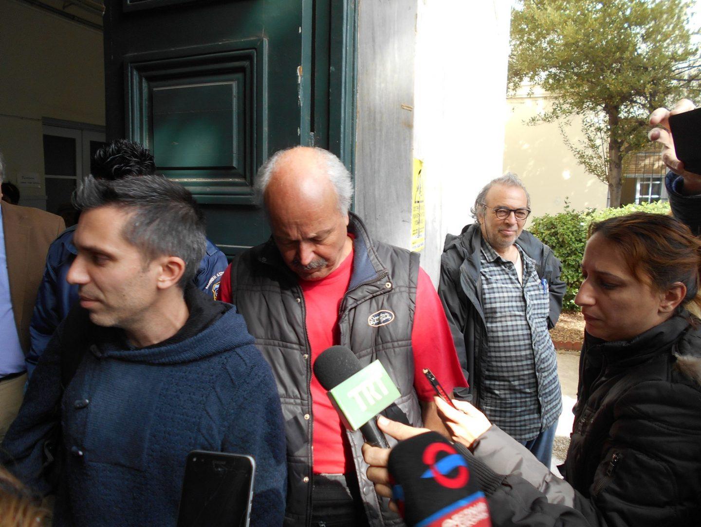 Μ. Βαξεβανόπουλος:Με συλλήψεις η απάντηση της Δ.Α.