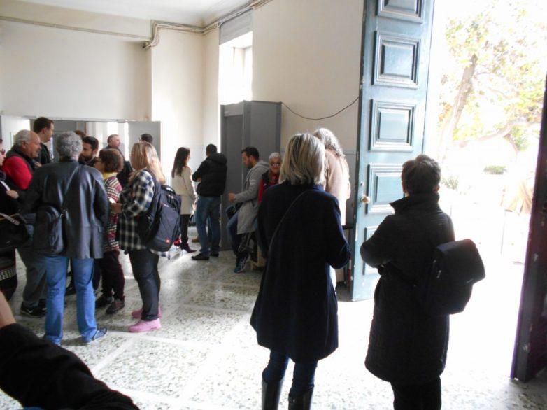 Aναβλήθηκε η δίκη κατά  της Κίνησης Πολιτών Πηλίου και Βόλου για το νερό