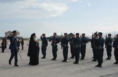 Τους Προστάτες της Πολεμικής Αεροπορίας τίμησε η 111 Πτέρυγα Μάχης