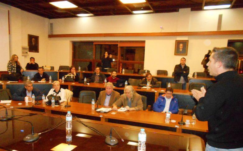 Kατά πλειοψηφία η απομάκρυνση νησίδας στη Βυζαντίου- Παπαδιαμάντη