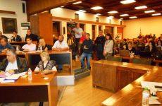 Ένταση κι αποχωρήσεις στη συνεδρίαση του Δ.Σ. Βόλου