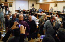 Δώδεκα δημοτικοί σύμβουλοι της αντιπολίτευσης: Η «μαύρη βίβλος» του Γ.Μουλά