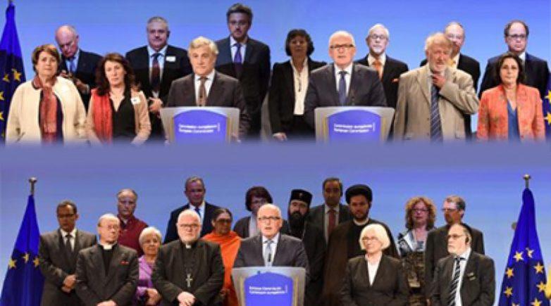 Το μέλλον της Ευρώπης: Υψηλού επιπέδου συνάντηση με θρησκευτικούς ηγέτες από ολόκληρη την Ευρώπη