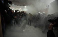 Ματαιώθηκαν δίκες από τα χημικά στο Ειρηνοδικείο