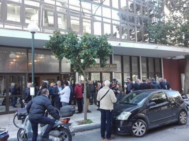 Oμαλά διεξάγονται  οι εκλογές της κεντροαριστεράς στη Μαγνησία