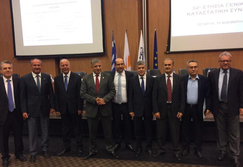 Tις προσπάθειες για δίκαιη και βιώσιμη λύση στο Κυπριακό στηρίζει η ΕΝΠΕ
