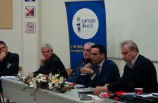 «Διάλογος για το μέλλον της Ευρώπης: Μία δίκαιη και δημοκρατική Ευρώπη! Ναι, αλλά πώς;»