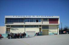 Παρολίγο «κολυμβητές» οι μαθητές  του Γυμνασίου Ν. Αγχιάλου
