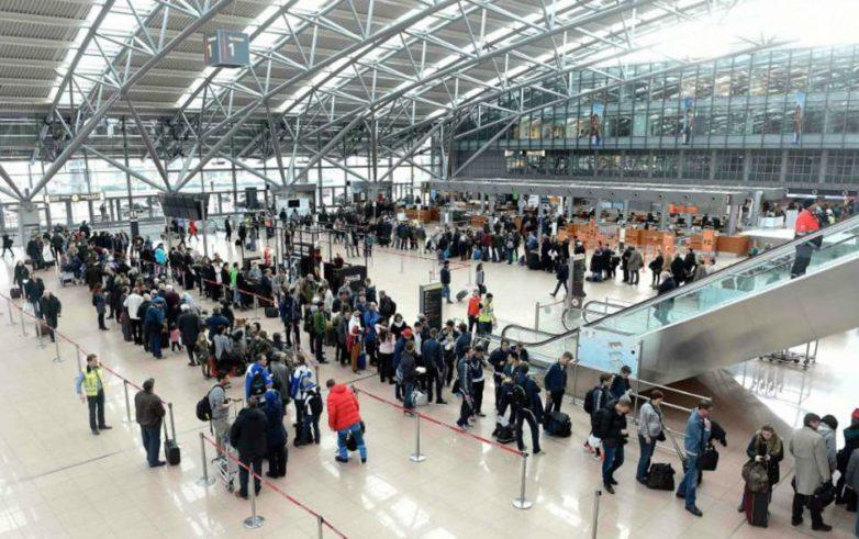 Δικαιώματα επιβατών αεροπορικών μεταφορών