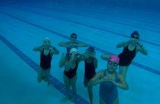 Τμήμα καλλιτεχνικής κολύμβησης λειτουργεί η Νίκη Βόλου