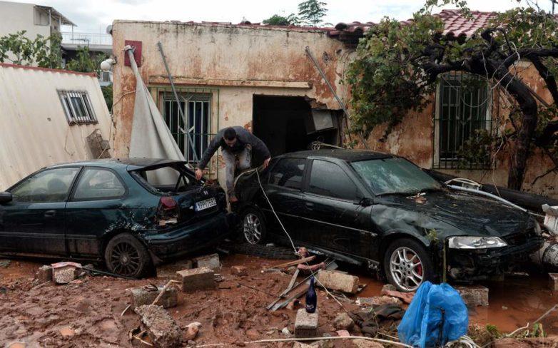 Στις 770 οι αυτοψίες σε Μάνδρα και Νέα Πέραμο – 644 κτίρια χρήζουν αποζημίωσης