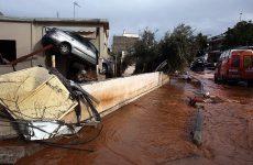 Ανείπωτη τραγωδία στη Δυτ. Αττική – 19 νεκροί από τις πλημμύρες