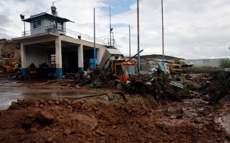955 κτίρια σε Μάνδρα, Μέγαρα και Ν. Πέραμο χρήζουν αποζημίωσης