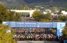 Πάνω από 51.000 δρομείς από όλο τον κόσμο τρέχουν στον 35ο Αυθεντικό Μαραθώνιο