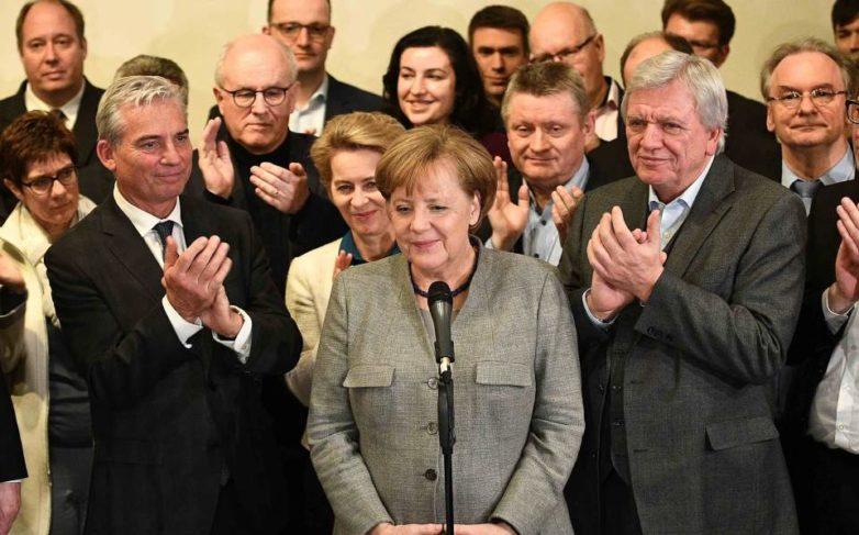 Πολιτική κρίση στη Γερμανία: Κατέρρευσαν οι διερευνητικές συνομιλίες για τον σχηματισμό κυβέρνησης