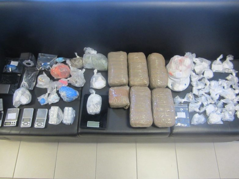 Eγκληματικές οργανώσεις διακίνησης και εμπορίας ναρκωτικών στη Θεσσαλία
