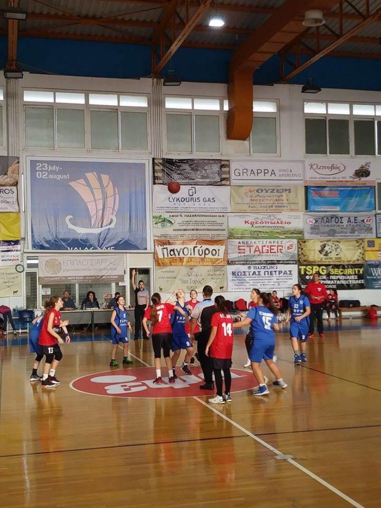 Εκδρομή στην ….Euroleague  για τα αγωνιστικά τμήματα μπάσκετ της Νίκης Βόλου