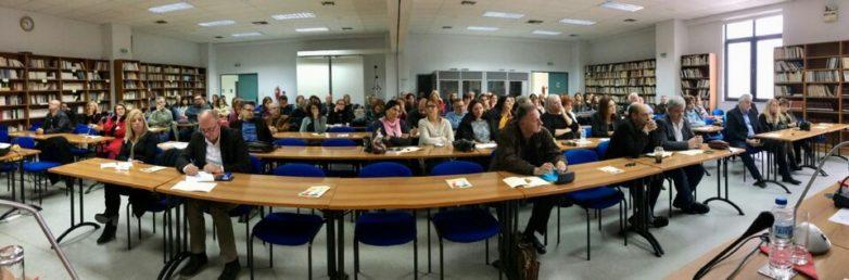 Kοινή συνεδρίαση για την εκπαίδευση των ΡΟΜΑ