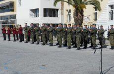 Δεόντως γιορτάστηκε η Ημέρα των Ελληνικών Ενόπλων Δυνάμεων