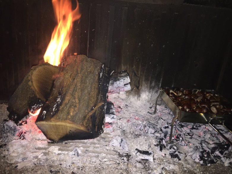 Φωτιά σε τζάκι στους Αγ. Αναργύρους