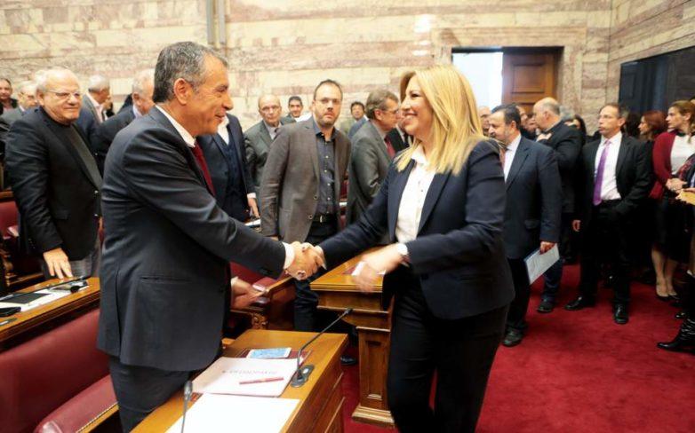 Κίνημα Αλλαγής: Πρεμιέρα με αιχμές κατά του ΣΥΡΙΖΑ