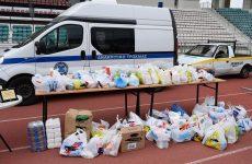 Φιλανθρωπικές δράσεις της Διεύθυνσης Αστυνομίας Μαγνησίας