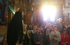 Μεγάλη η πανήγυρις της Αγίας Βαρβάρας στη Ν. Ιωνία