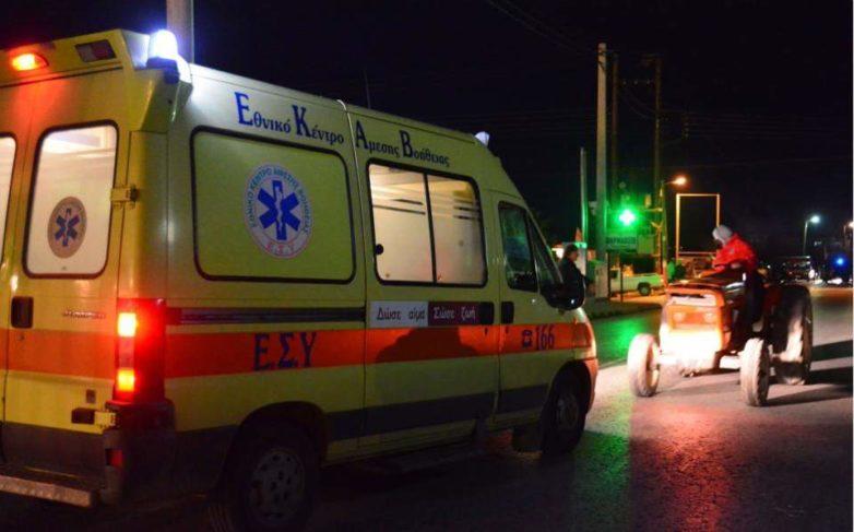 Τροχαίο με δύο νεκρούς και δύο σοβαρά τραυματίες στην Ποσειδώνος