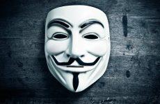 Επίθεση των Anonymous στην ελληνική κυβέρνηση