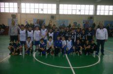 Φιλικά παιχνίδια των ακαδημιών μπάσκετ της Νίκης Βόλου στη Λάρισα
