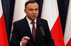 Πολωνία: Επιμένει για τη δικαστική μεταρρύθμιση ο Ντούντα παρά τις κυρώσεις της Ε.Ε.