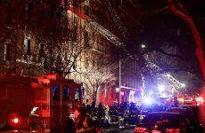Νέα Υόρκη: Τουλάχιστον 12 νεκροί σε πυρκαγιά στο Μπρονξ