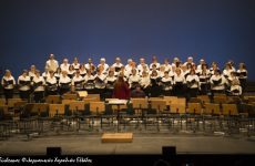 Επιτυχής εμφάνιση της Παραδοσιακής Χορωδίας της Ι. Μ. Δ. στο Μέγαρο Μουσικής Θεσσαλονίκης