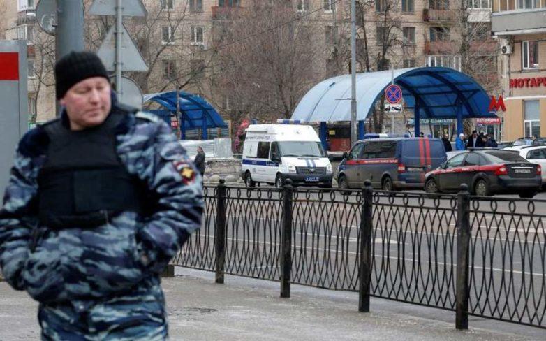 «Αστακός» η Μόσχα την Πρωτοχρονιά υπό τον φόβο τρομοκρατικών επιθέσεων
