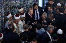 Ολοκληρώθηκε η επίσκεψη Ερντογάν στην Κομοτηνή